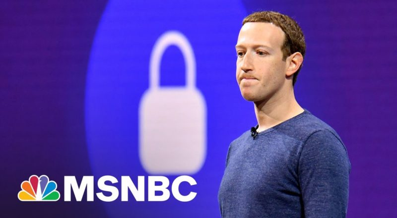 New Book Chronicles Facebook's Actions Before Jan. 6th 1