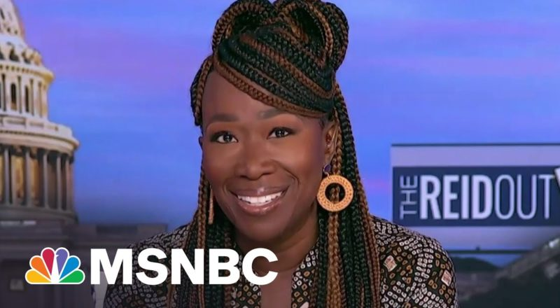 Joy Reid: How America's Social Construction Of Race Impacts Voting Rights Today 3