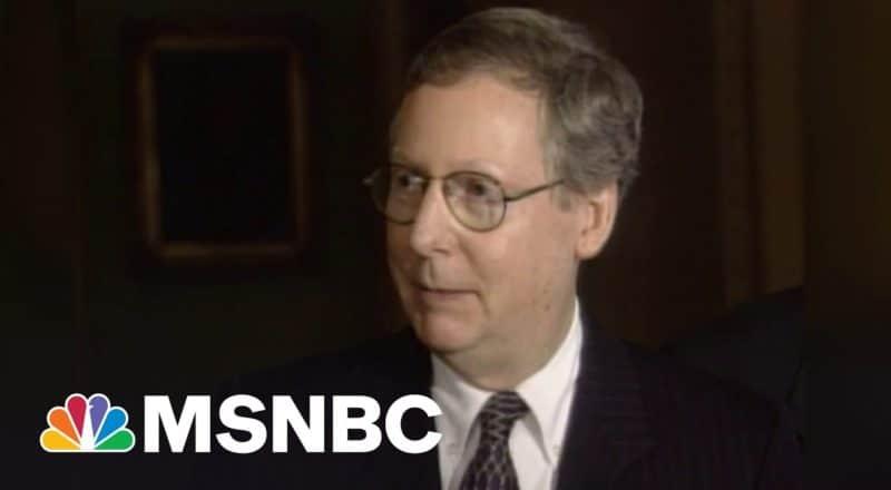 How Donald Trump Corrupted The Republican Senate 2