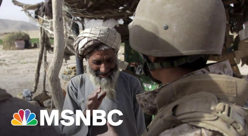 Thousands Of U.S. Afghan Allies Frantic For Way Out Ahead Of Deadly Taliban Advance 6
