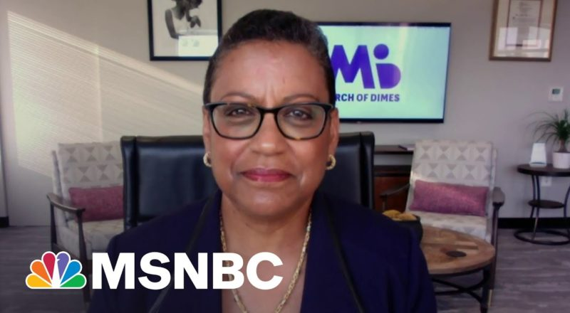 Sounding The Alarm On The Country's Maternal Health Crisis | MSNBC 5