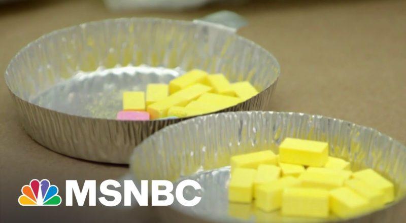 Expert Explains Why Drug Overdose Deaths Soared Amid Pandemic   MSNBC 1