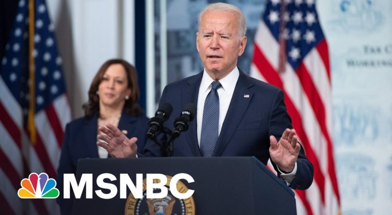 Biden Hopes Child Tax Credit Payments Will Help 'Reduce Child Poverty' 1