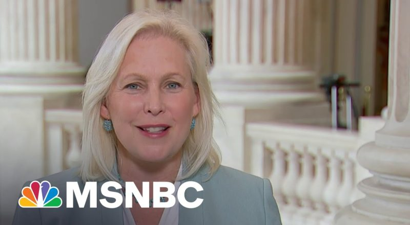 Gillibrand Confident In Revised Military Harassment Bill 1