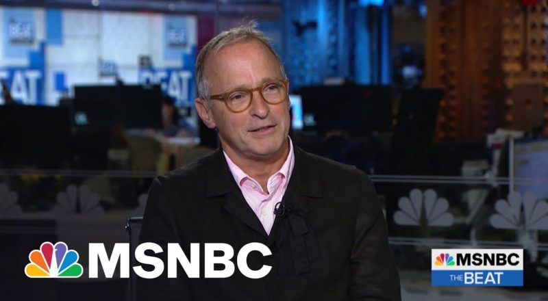 Calling Out Trump, Phony 'Undecided' Voters & Social Media With David Sedaris 1