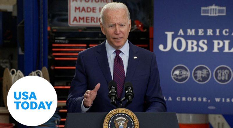 President Biden gives remarks on upcoming Child Tax Credit relief payments | USA TODAY 5