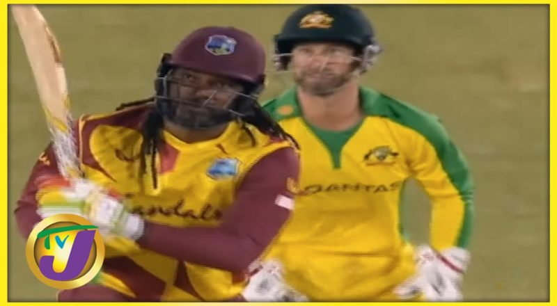 Chris Gayle 'Universe Boss'   TVJ Sports Commentary - July 13 2021 1