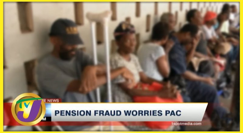 Pension Fraud in Jamaica Worries PAC | TVJ News - July 13 2021 1