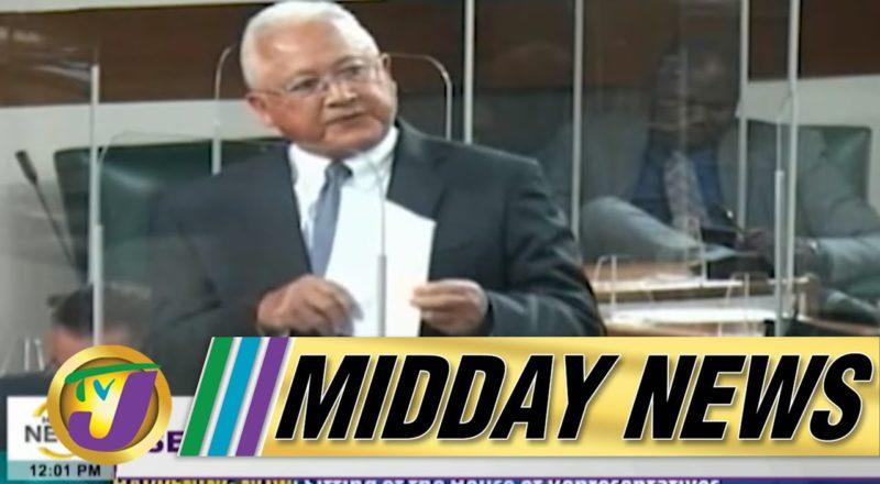 Jamaica's Parliament Pass Sexual Harassment Bill | TVJ Midday News - July 14 2021 1