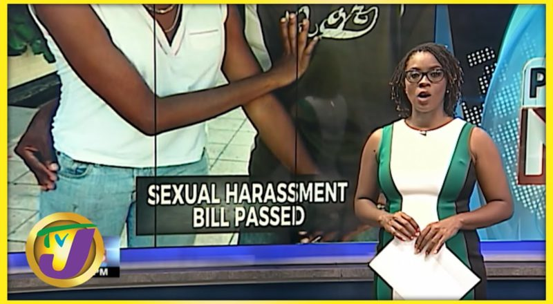 Reactions to Sexual Harassment Bill | TVJ News - July 14 2021 1