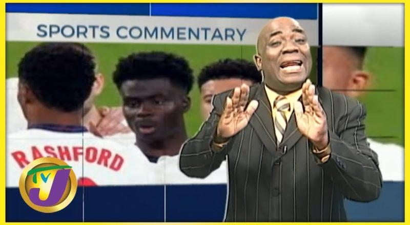 England vs Italy Finals | TVJ Sports Commentary 14 2021 2