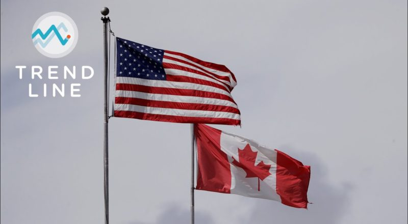 Is Canadian public at odds with business interests over COVID-19 border restrictions? | TREND LINE 1