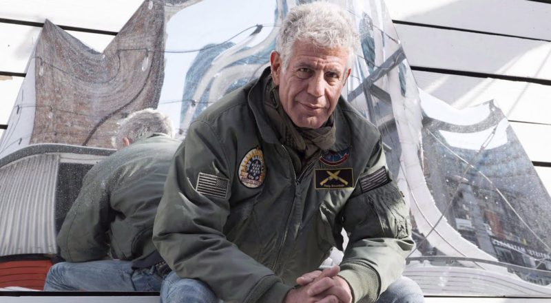 """Film critic reviews 'Roadrunner'   Anthony Bourdain """"never figured out where he needed to be"""" 1"""