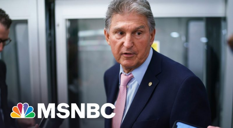 We Don't Need To Say 'Filibuster' To Talk Voting Rights With Manchin Says Texas Rep. 8