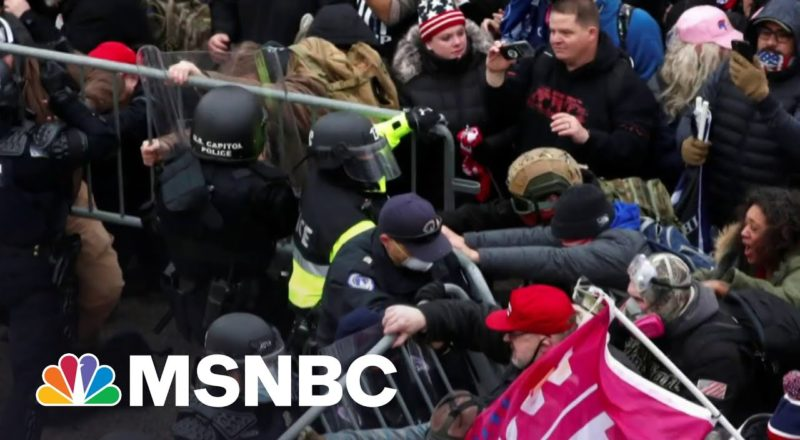 'I Alone Can Fix It' Documents Trump's Reactions To The January 6 Riot 1