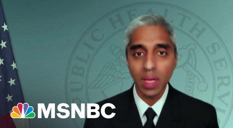 Surgeon General: Misinformation Keeping People From Getting Vaccinated 8