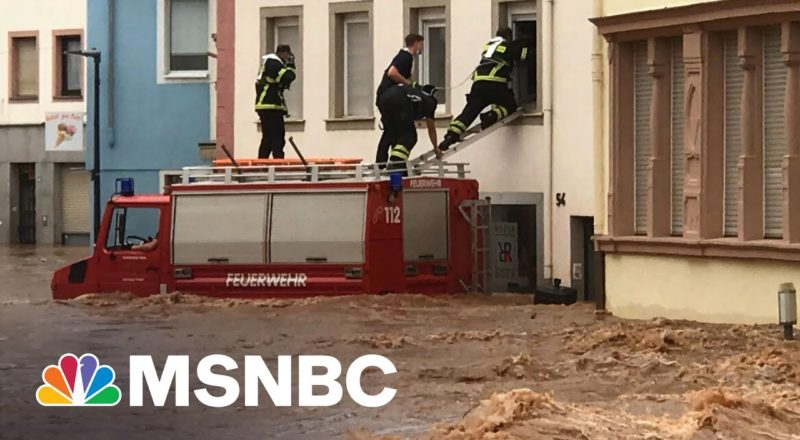More Than 100 Dead In Germany Flooding As Rescue Effort Continues 1