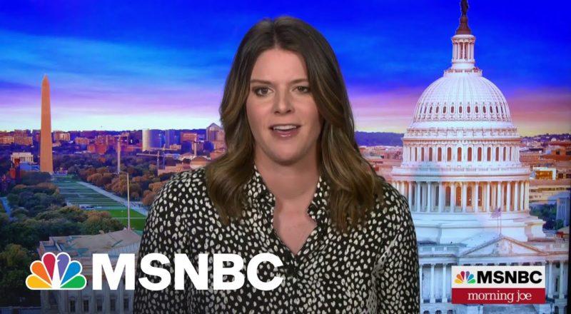 Morning Joe Says Goodbye To Kasie Hunt | MSNBC 9