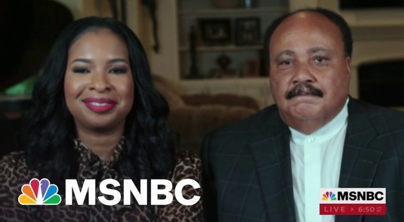 #ForJohn Campaign Works To Promote And Restore Voting Rights | MSNBC 6