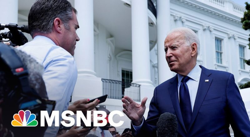 'They're Killing People': Biden Condemns Covid Misinformation On Facebook 1