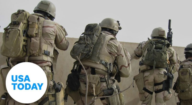 Navy SEALs : What the training process entails   USA TODAY 1