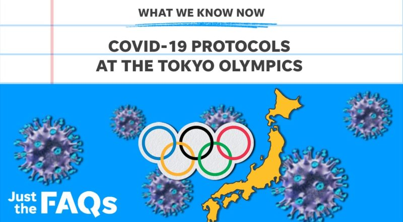 How COVID-19 pandemic is impacting the Tokyo Olympic games | USA TODAY 3