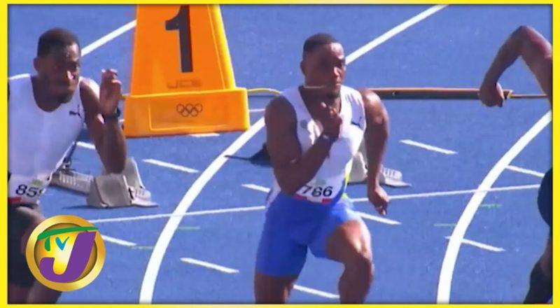 Jamaica's Omar McLeod | TVJ Sports Commentary - July 15 2021 1