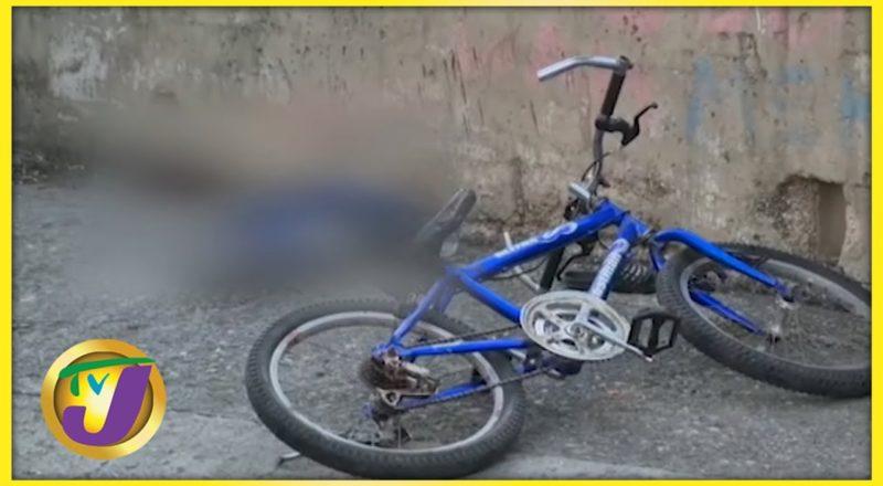 Boy Shot in Arnett Gardens Jamaica   TVJ News - July 15 2021 1