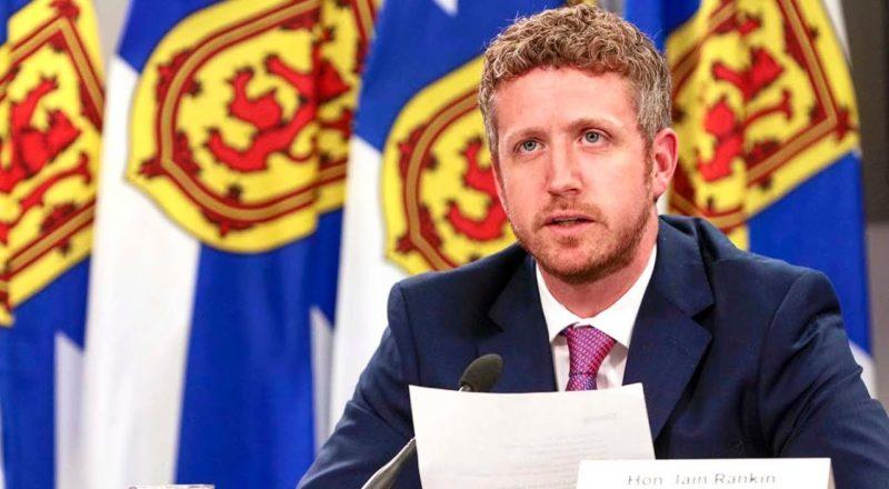 Nova Scotia Premier Iain Rankin calls summer election for Aug. 17 1