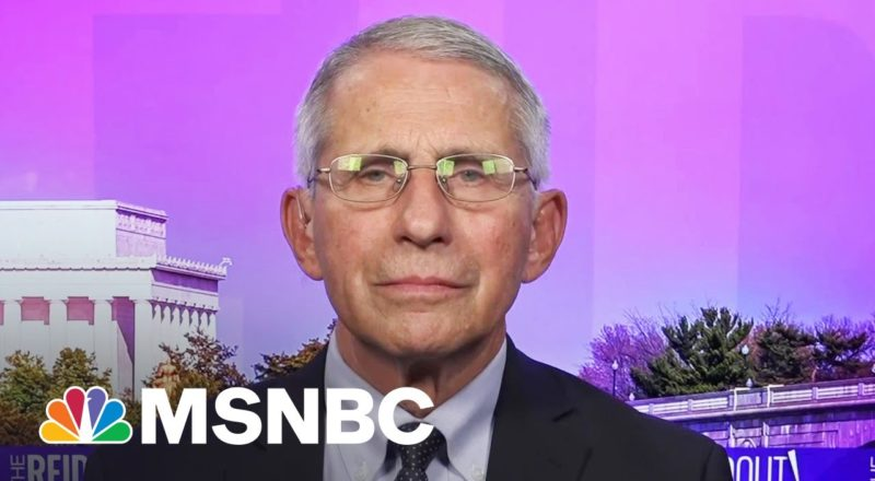 Dr. Fauci: The Risk For Those Who Are Not Vaccinated Is Substantial 5