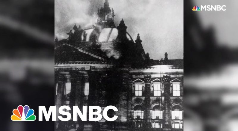 Elements Of Trump's Big Lie Sound Alarms For Students Of History 2