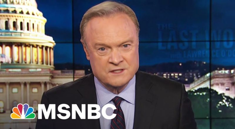 Watch The Last Word With Lawrence O'Donnell Highlights: July 16th | MSNBC 4