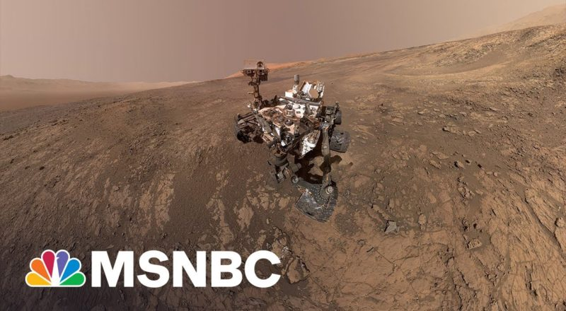 Velshi: We Can Focus On Climate Change & Still Marvel At Space Travel 1