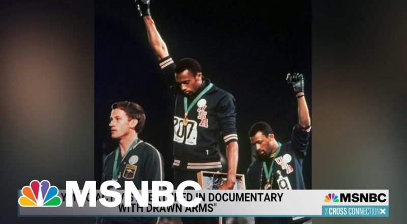 68' Olympian Gold Medalist Tommie Smith Shares The Power In Sports Activism 1
