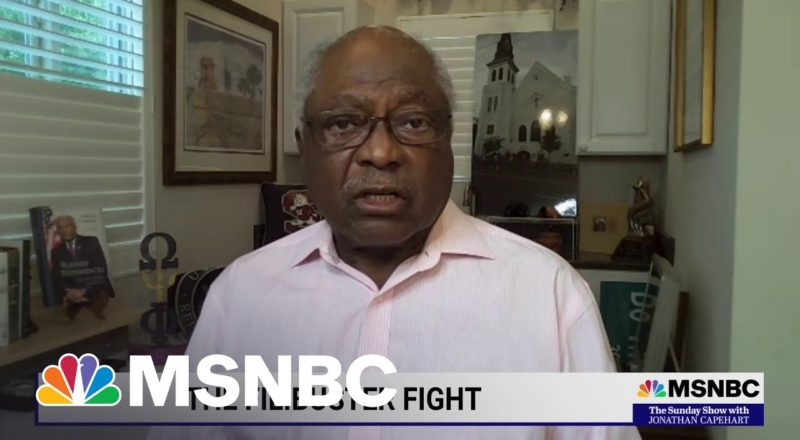 Majority Whip Rep. James Clyburn Pushes For The Removal Of The Filibuster 1