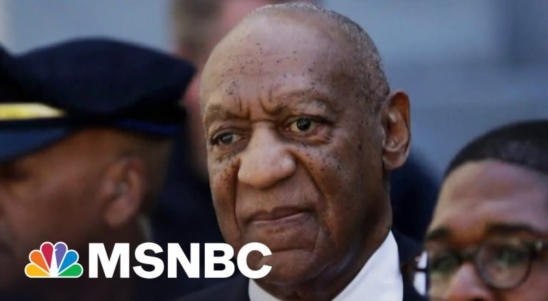 Bill Cosby Out Of Prison After Conviction Overturned | MSNBC 1
