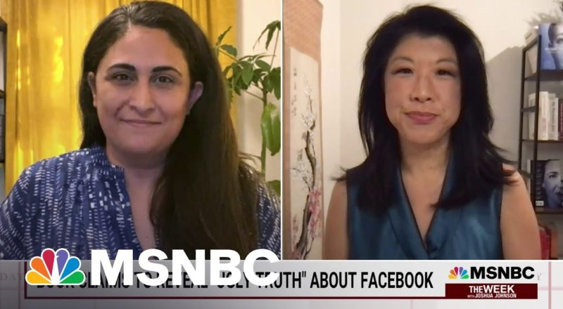 Biden Administration Continues To Put Pressure On Facebook | MSNBC 5