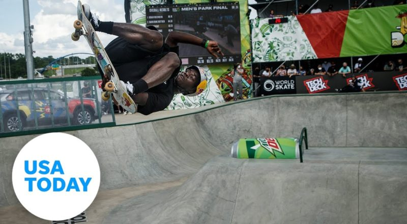 Skateboarding make its Olympic debut in Tokyo, here's what to watch | USA TODAY 6
