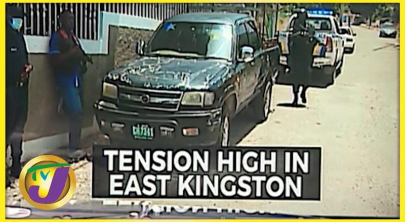Gang War in Bull Bay Jamaica | Protest on Crime | Vaz Visa Wrongfully Revoked 1
