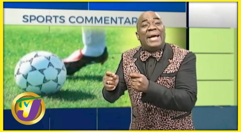 Racism in Football   TVJ Sports Commentary - July 16 2021 1