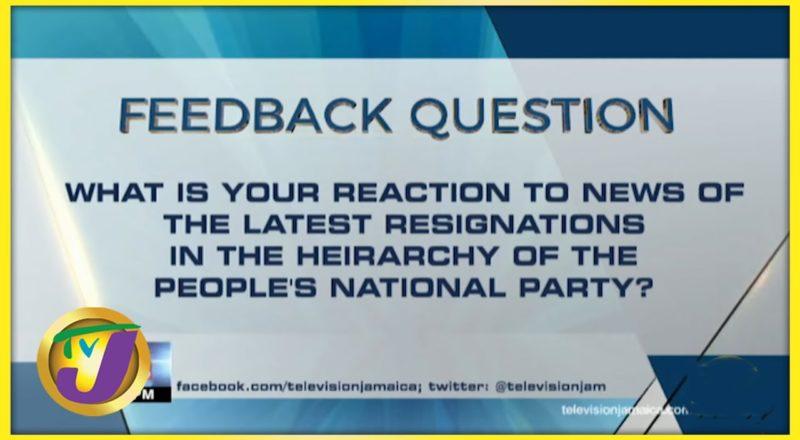 Feedback Question | TVJ News July 16 2021 1
