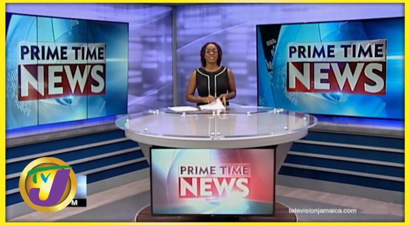 Jamaican News Headlines   TVJ News - July 16 2021 1