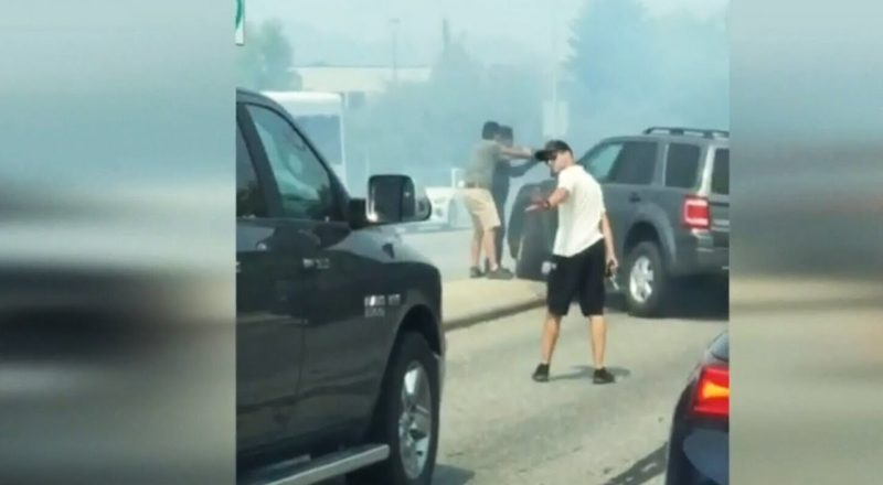 WATCH: Search for stolen truck ends with dramatic takedown in B.C. 8