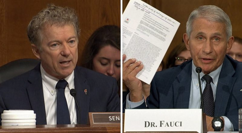 Dr. Fauci blasts Sen. Paul: 'You don't know what you're talking about' | COVID-19 in U.S. 3