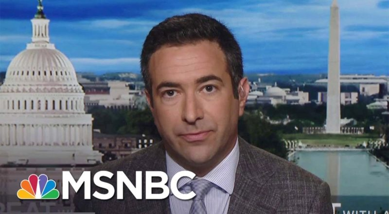 Watch The Beat With Ari Melber Highlights: July 19th | MSNBC 1