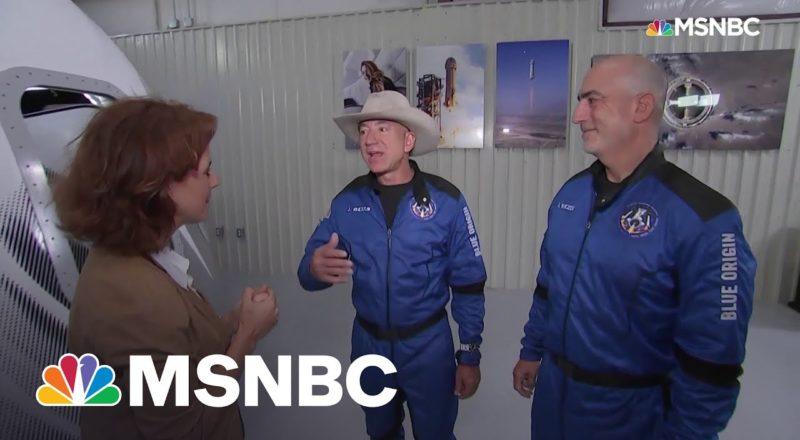Jeff Bezos After Blue Origin Flight: 'It Was A Perfect Mission' 1