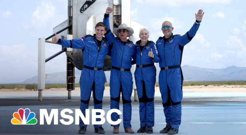What The Historic Blue Origin Flight Means For The Future 1