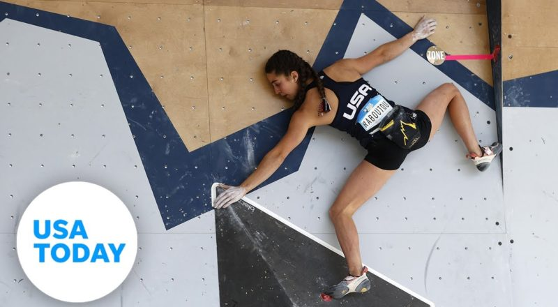 Sport climbing makes its Tokyo Olympic debut, here's what you need to know about it   USA TODAY 1