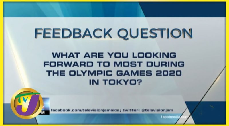 Feedback Question | TVJ News - July 19 2021 1