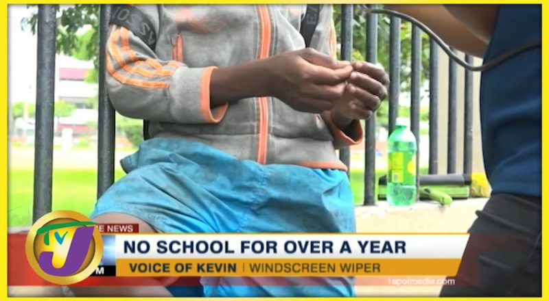 SPECIAL REPORT: Missing From Jamaica's Education System | TVJ News - July 19 2021 1